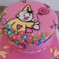 Bumba Birthday Cake For Mila... Bumba birthday cake for Mila...