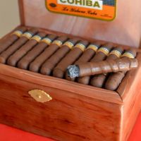 Cohiba Cigars Cake Sugar made cigars are the best...