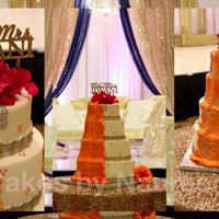Desi Indian Saari Wedding Cake www.facebook.com/cakesbynaureen