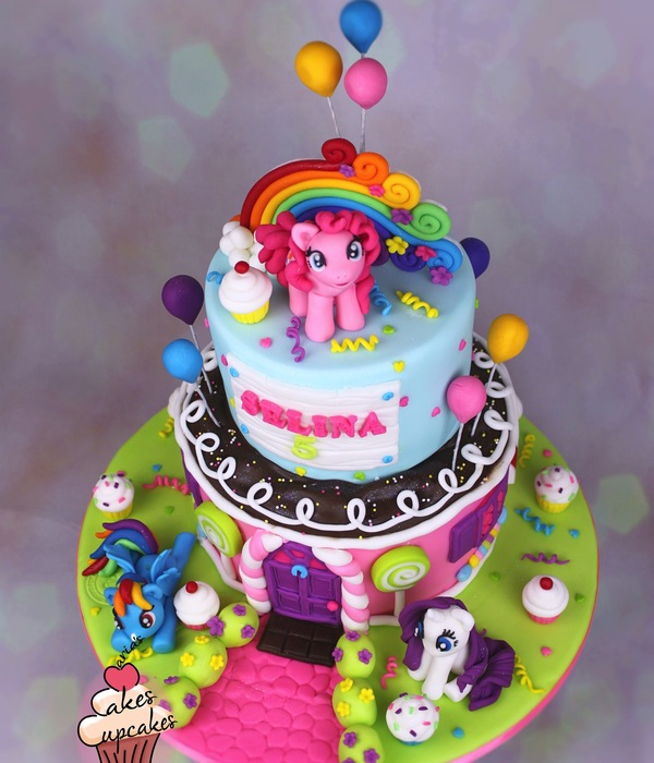 top my little pony cakes   cakecentral