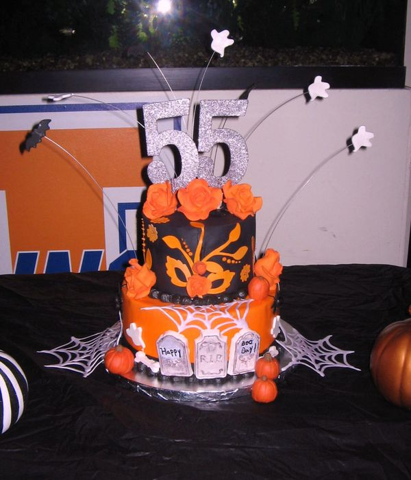55Th Halloween Birthday