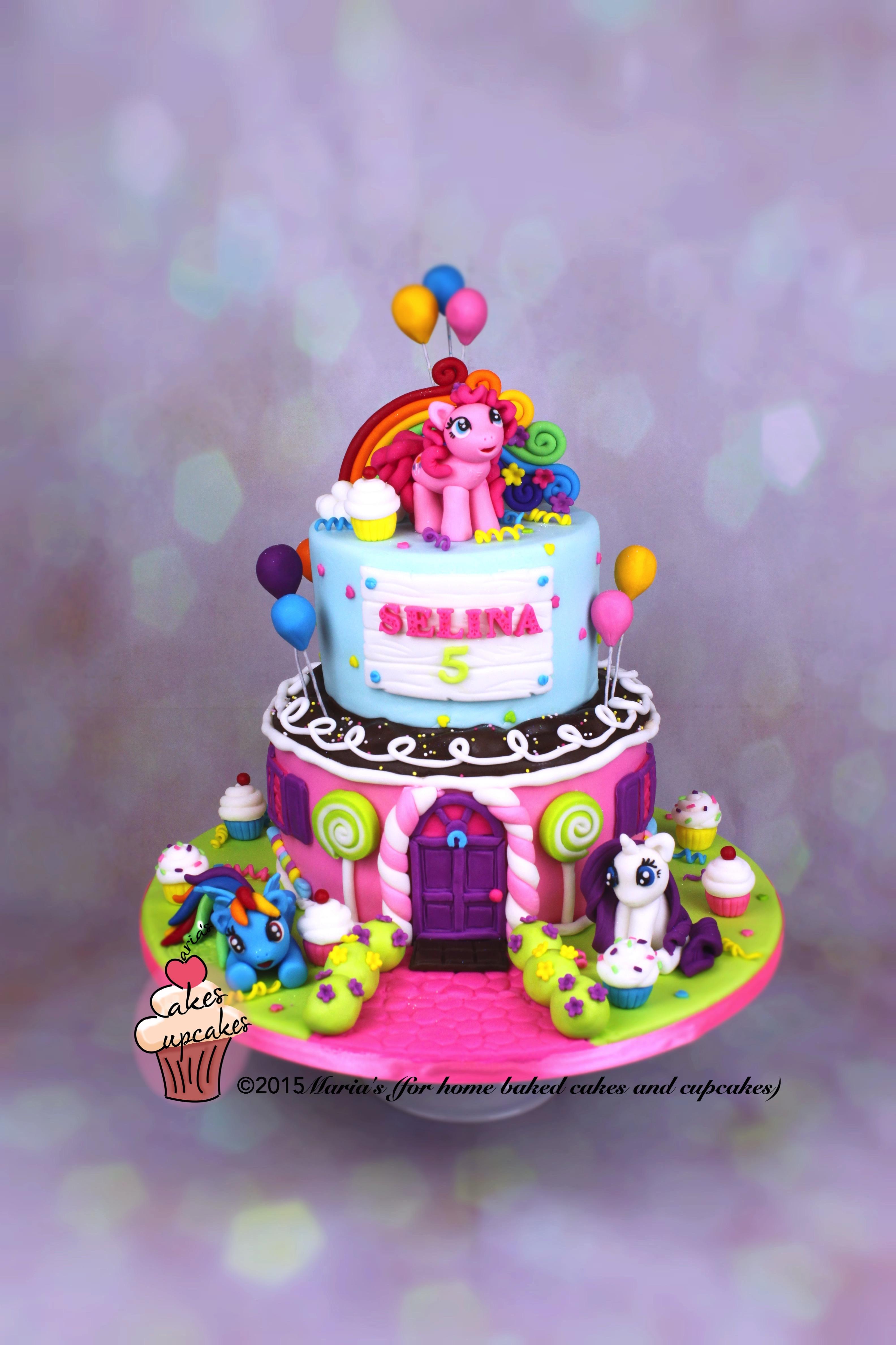 My Little Pony Cake CakeCentralcom