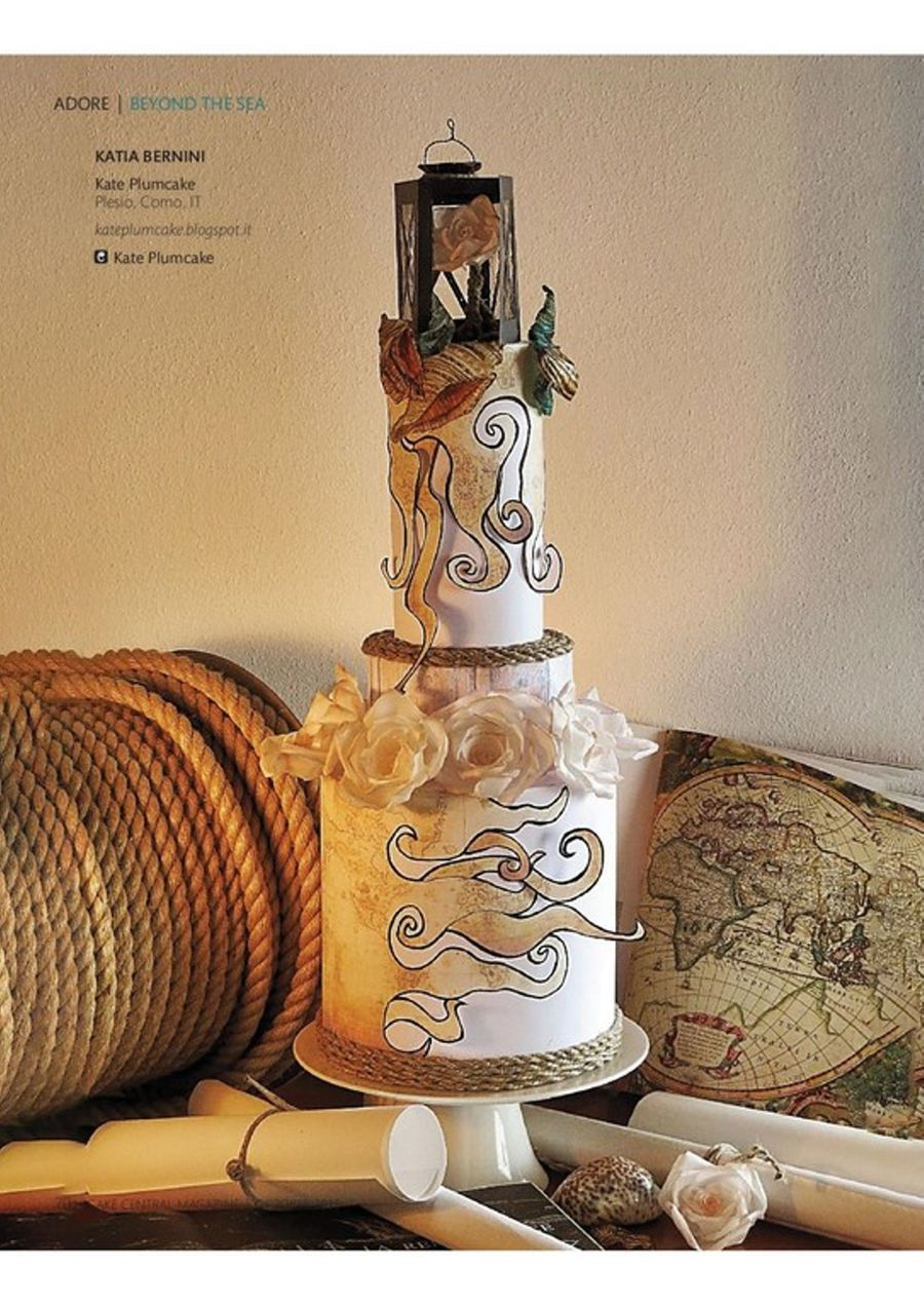 Cake Central Magazine - Volume 6 Issue 5 on Cake Central