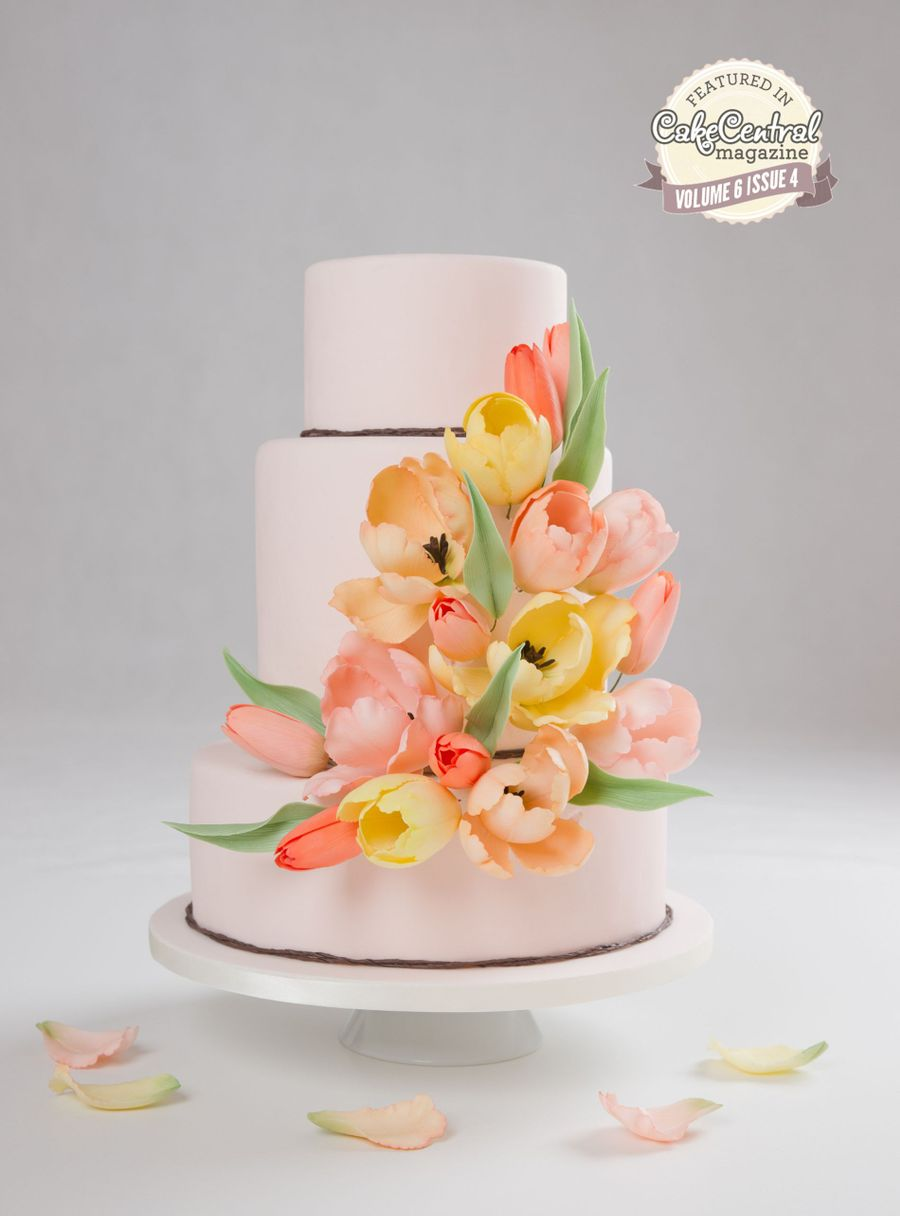 Elie Saab Fashion Inspiration Cakecentral Com