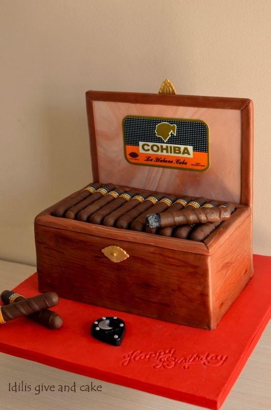 Cohiba Cigars Cake Cakecentral Com