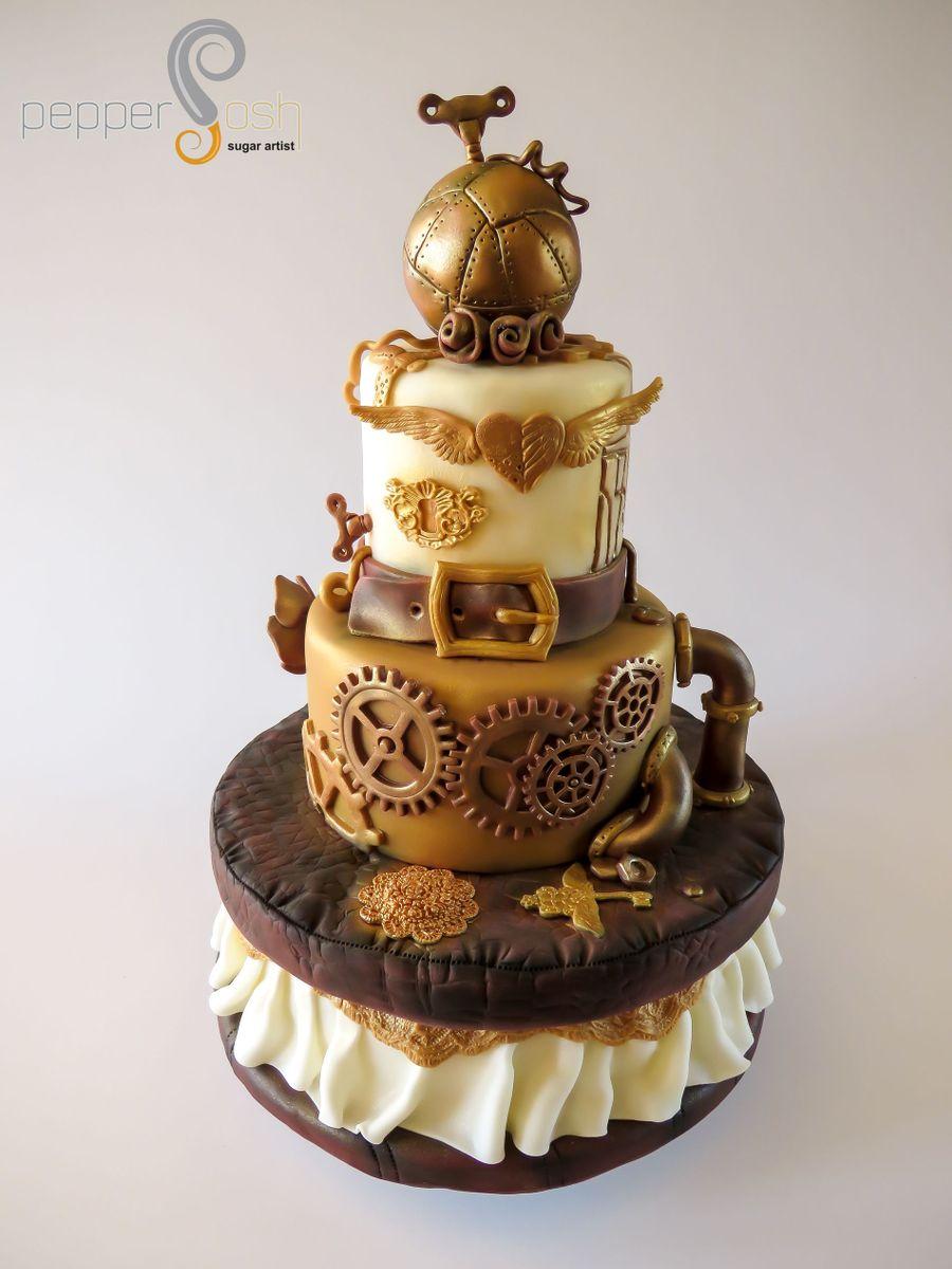 Fun Wedding Cakes Ideas