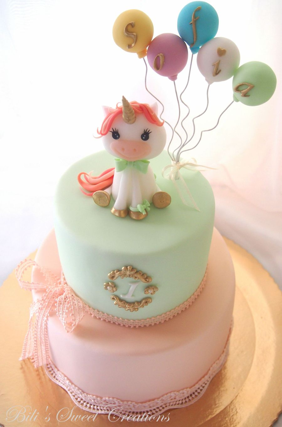 Fake Birthday Cake Ideas