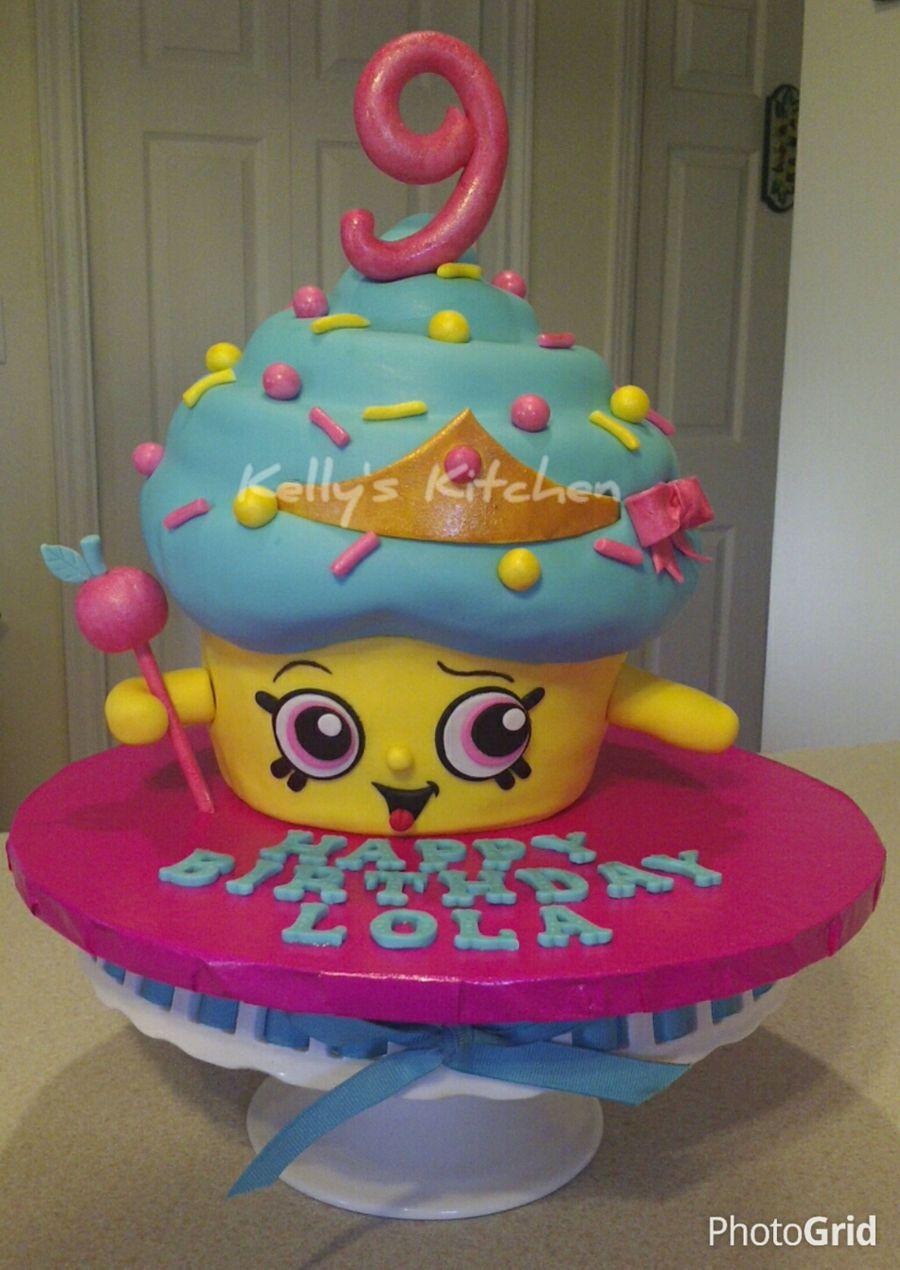 Shopkins Cupcake Queen Cakecentral Com