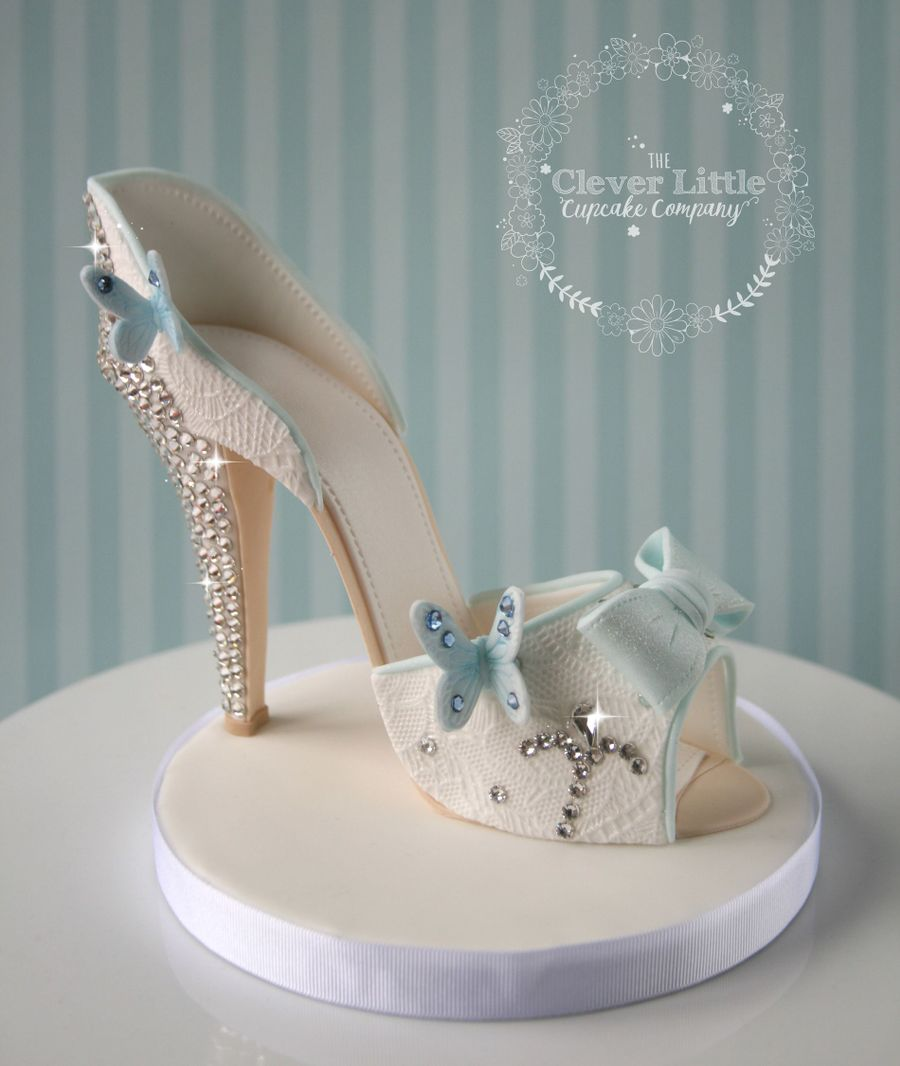 How To Make Cinderella Cake Topper