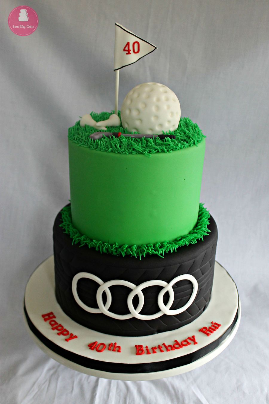 Golf Themed Birthday Cake Recipes