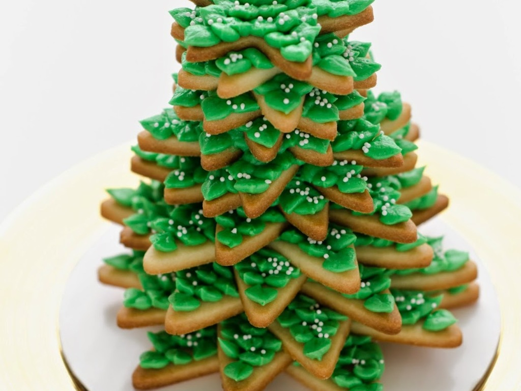 3d Cookie Christmas Tree Cakecentral Com