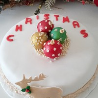Christmas Cake Fruitcake