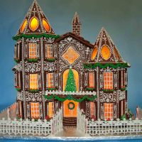 Gingerbread House 2015 Gingerbread House 2015- Goodies By Anna