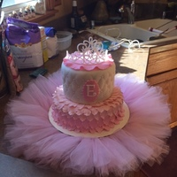 Princess Cake Princess cake for my 5 year old granddaughter.