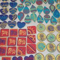 Mehndi Cookies Mehndi inspired cookies, these were wrapped and given as favors at a friend's mehndi party.