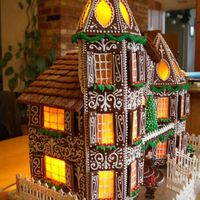 Gingerbread House 2105- Goodies By Anna Gingerbread House 2105- Goodies By Annagoodiesbyanna.typepad