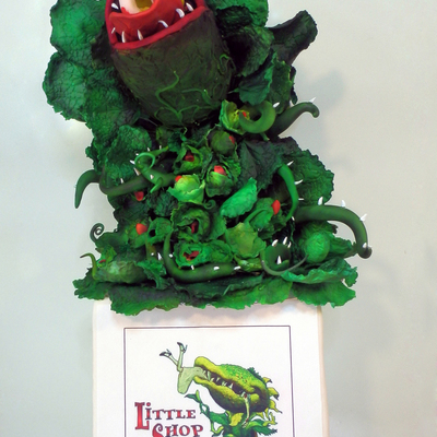 Little Shop Of Horrors - Comicake Collaboration