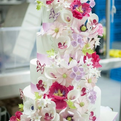 Flowers Cakes on Cake Central