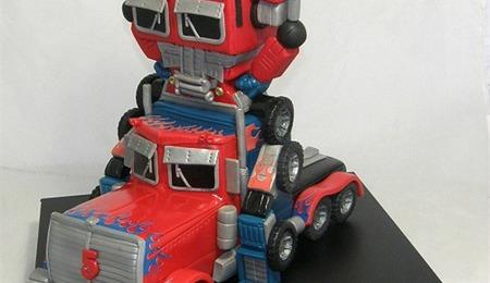 Optimus Prime Cakecentral Com