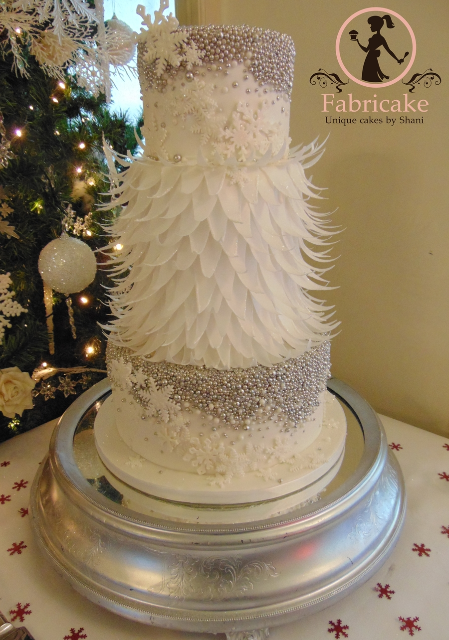 winter wonderland wedding cake pictures winter wedding cake cakecentral 27573
