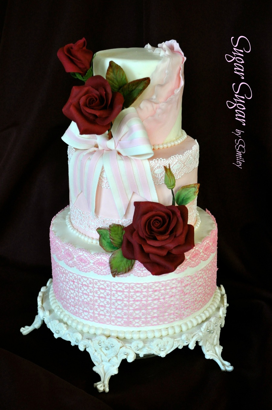 Happy birthday bonnie cakecentral happy birthday bonnie on cake central publicscrutiny Gallery