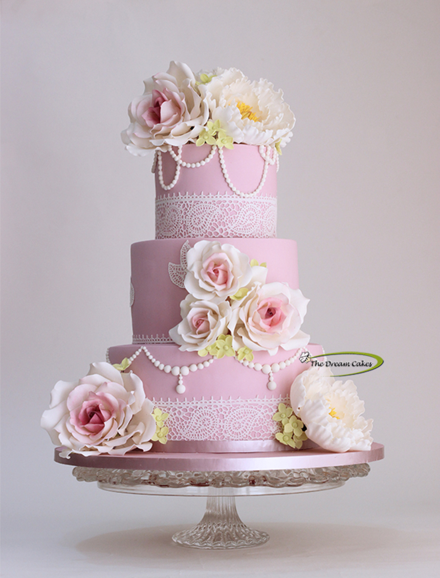 Serene Beauty on Cake Central