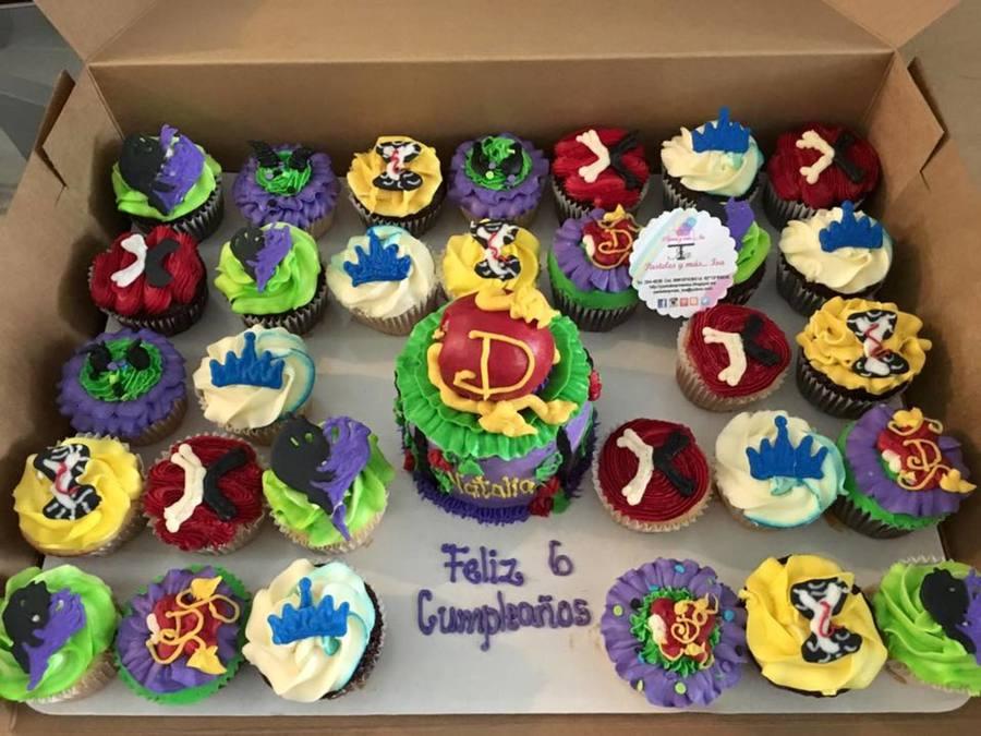 Disney Villain Cake Toppers