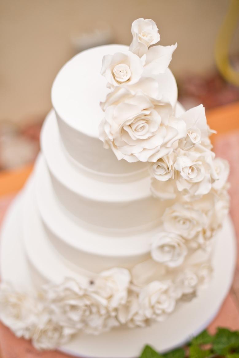White Chocolate Ganache Icing For Cake