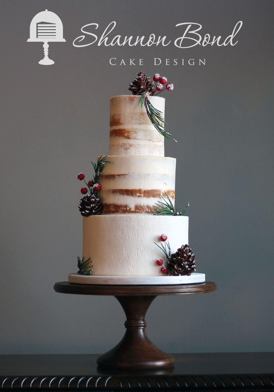 Winter wedding cake cakecentral winter wedding cake on cake central junglespirit Images