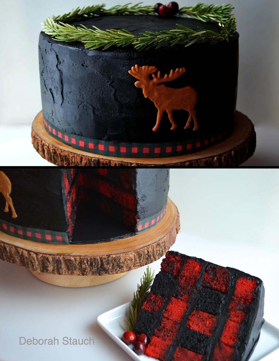 Buffalo Or Lumberjack Plaid Cakecentral Com