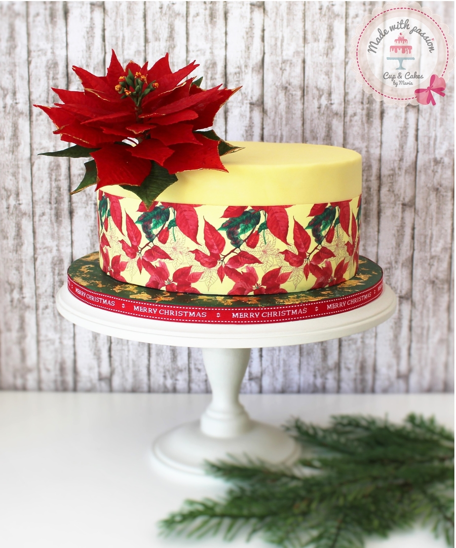 Our Christmas Cake <3 on Cake Central