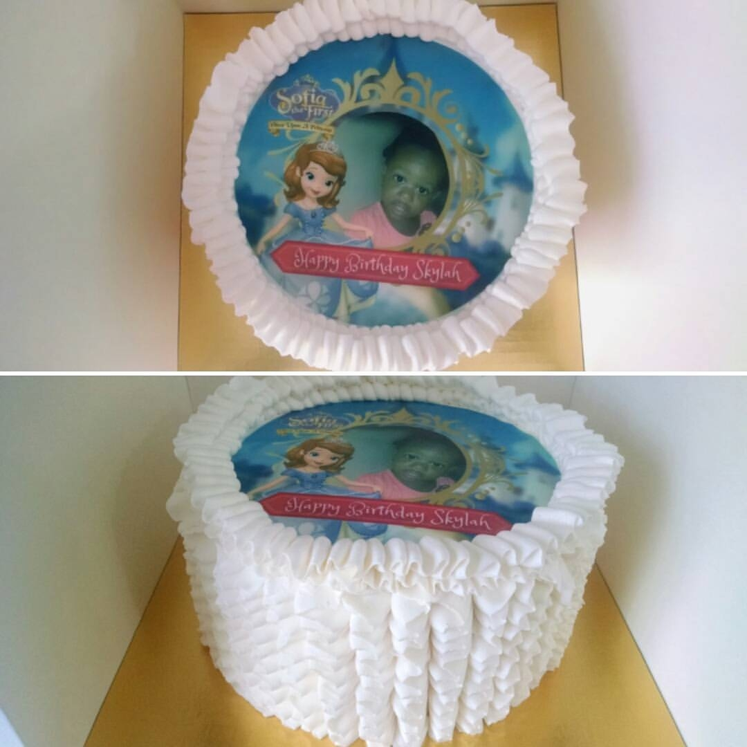 Edible Image Creations - CakeCentral.com