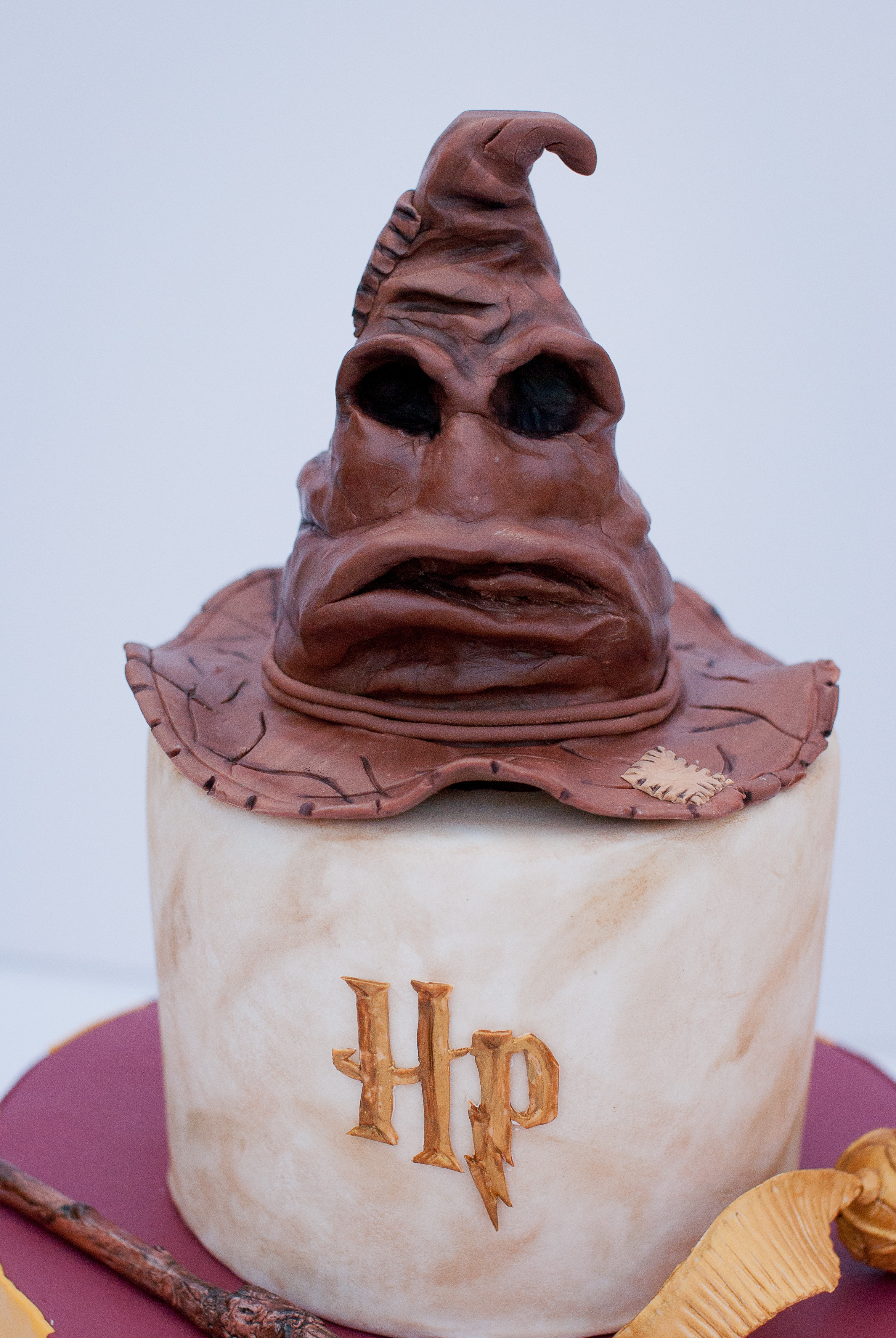 Harry Potter Cake Cakecentral Com