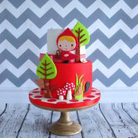 Little Red Ridinghood For a little girl who loves Red ridinghood :-)