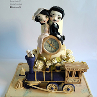 Wedding Vintage.. For cakecentral magazine vol6 iss05