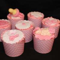 Baby Cup Cakes so loved making these