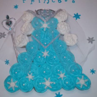 Frozen For my Niece's 4th bday..