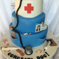 Doctor's Cake Doctor's cake
