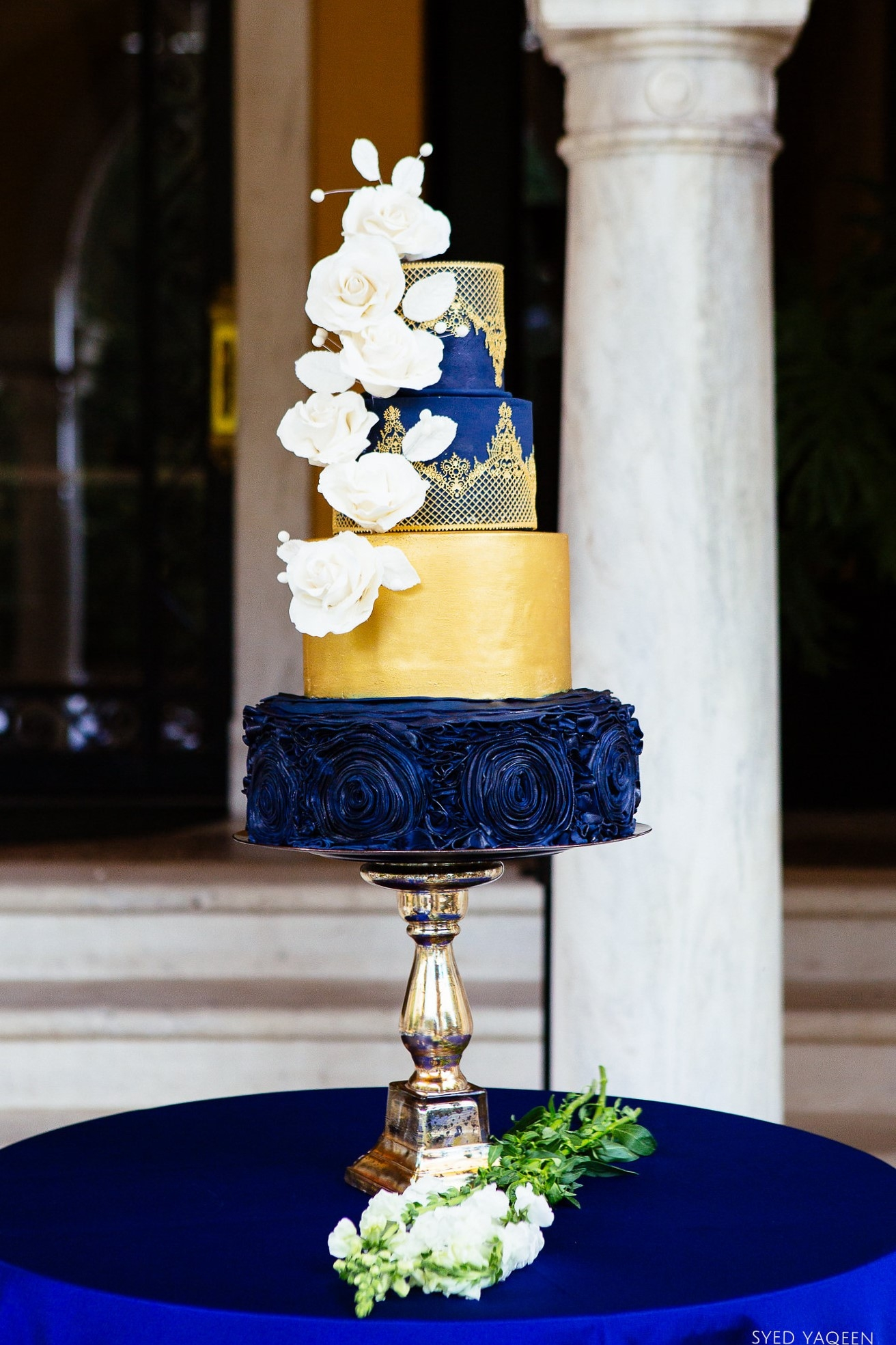 Celestial Love I created this cake several months ago for a styled bridal shoot in Washington DC, we shot at one of the historic buildings and in the park...