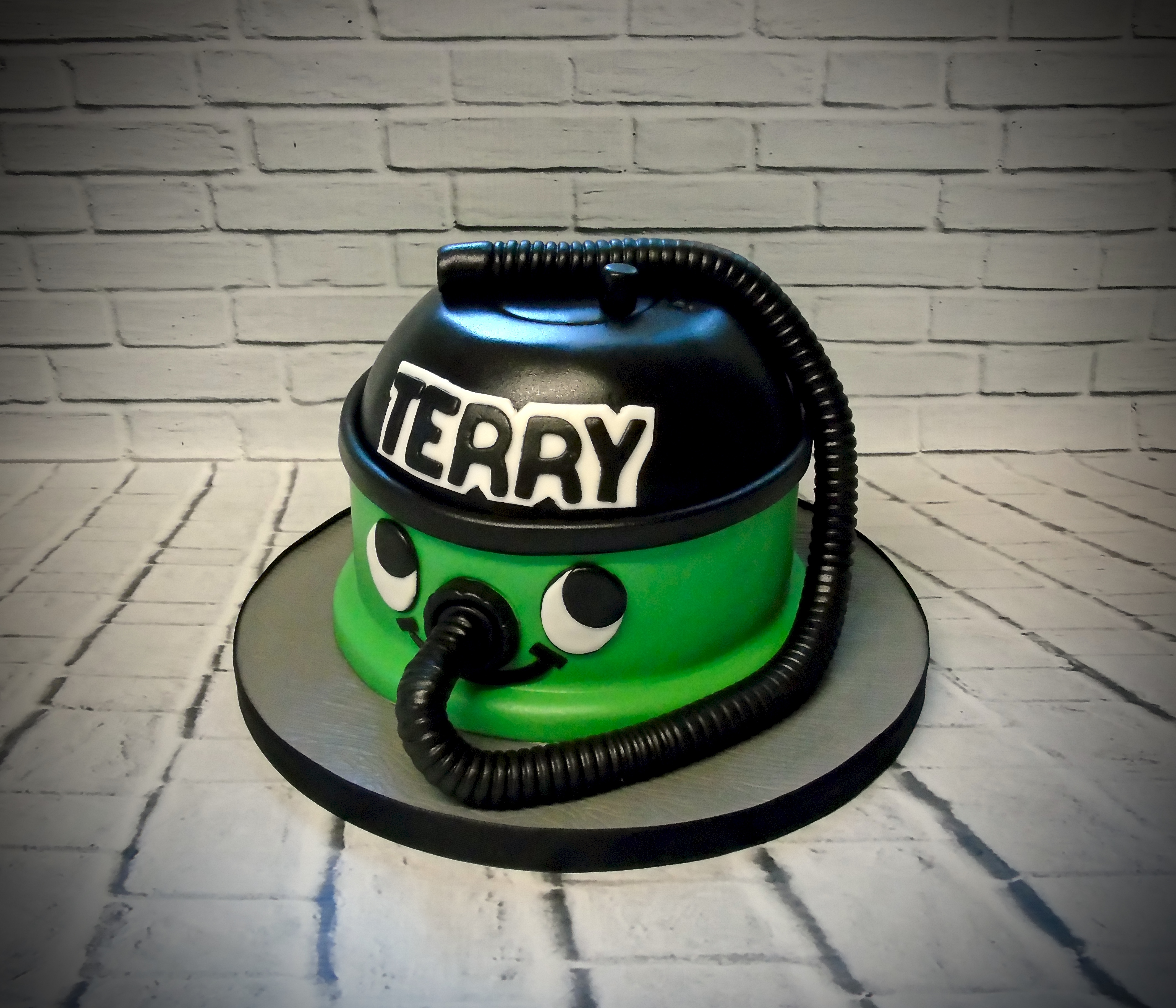 Terry Hoover Cake birthday cake