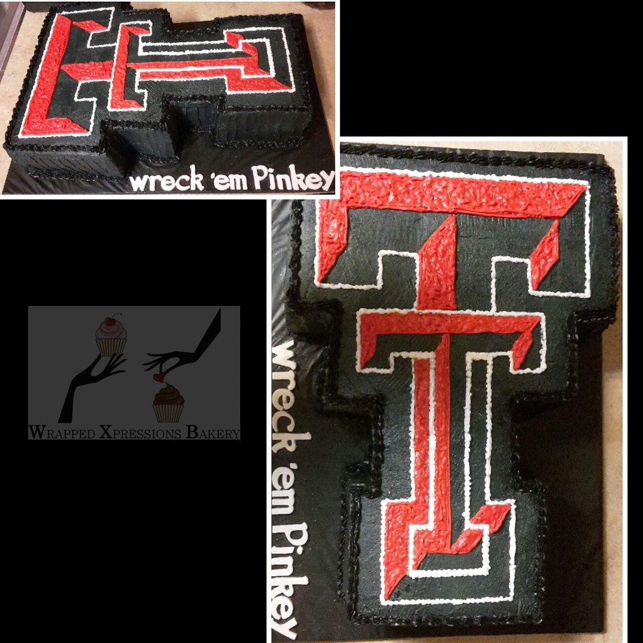 Texas Tech Red Raider Cake Texas Tech Red Raider Cake