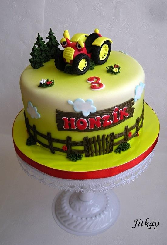 Wondrous Tractor Cake Decorating Photos Funny Birthday Cards Online Unhofree Goldxyz