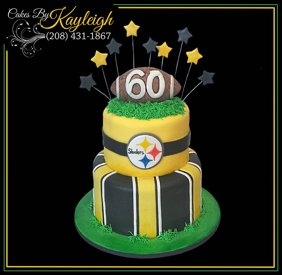 Steelers Birthday Cake on Cake Central