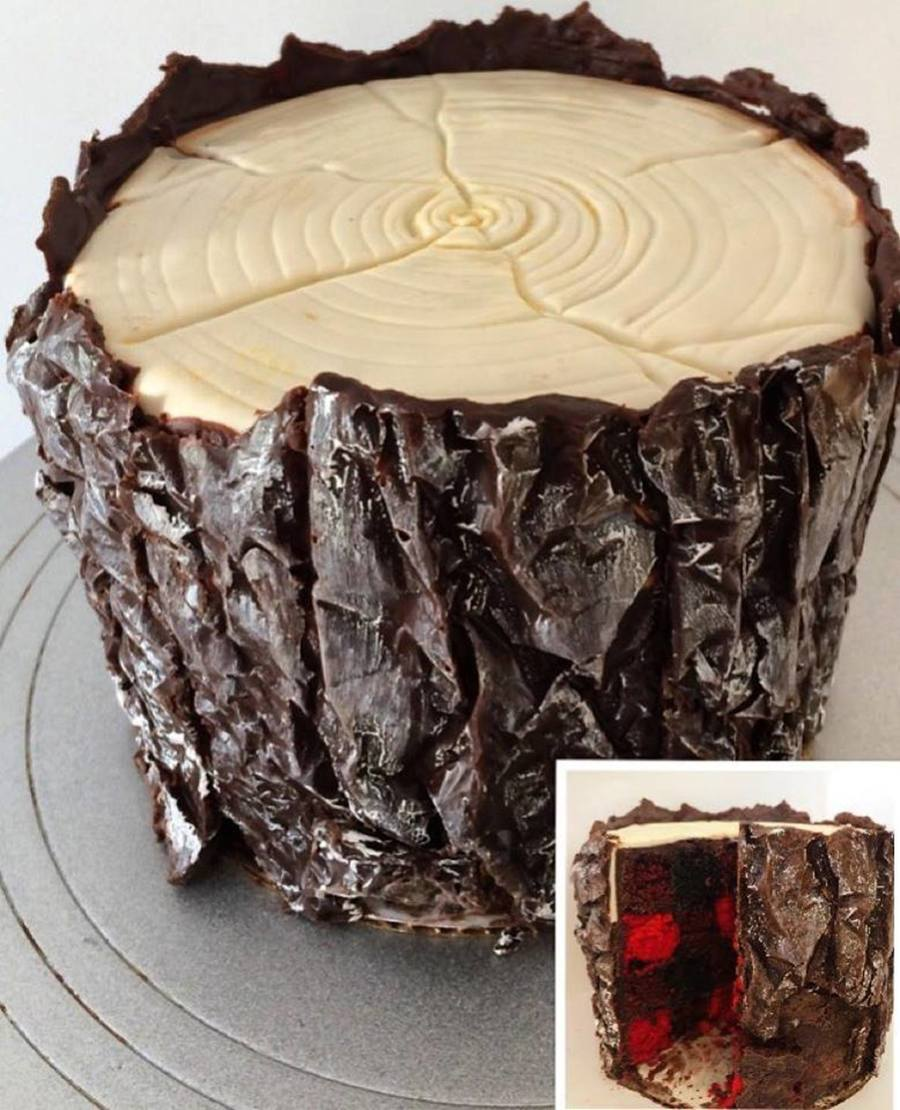 Plaid Cake Recipe