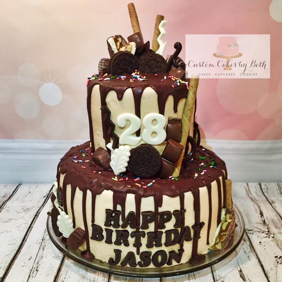 Ganache For Drip Cake Recipe