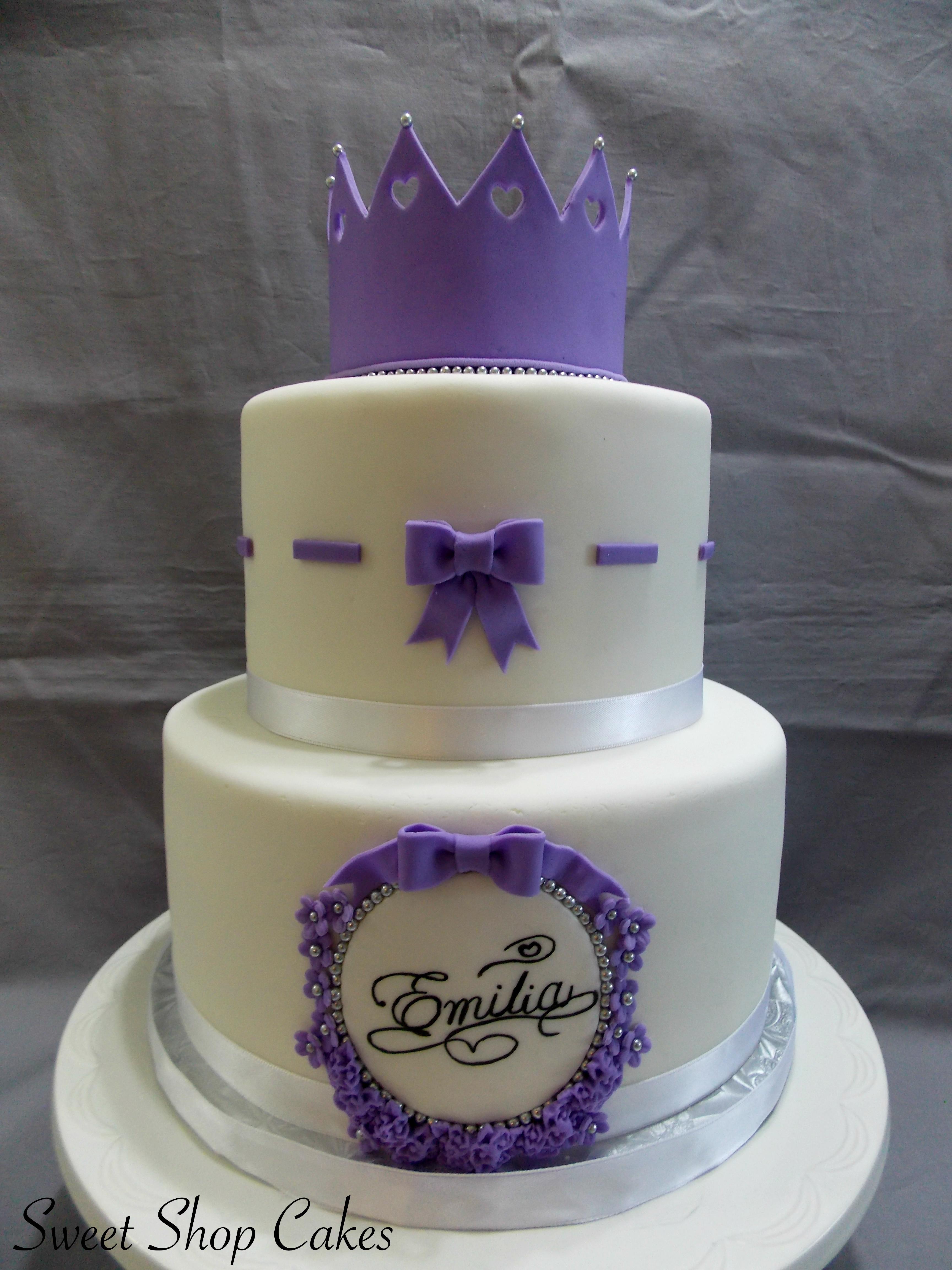 Purple Princess Cake Cake Pops CakeCentralcom