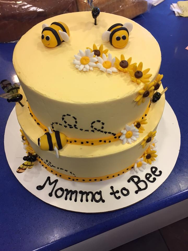 Recipes Baby Shower Cakes
