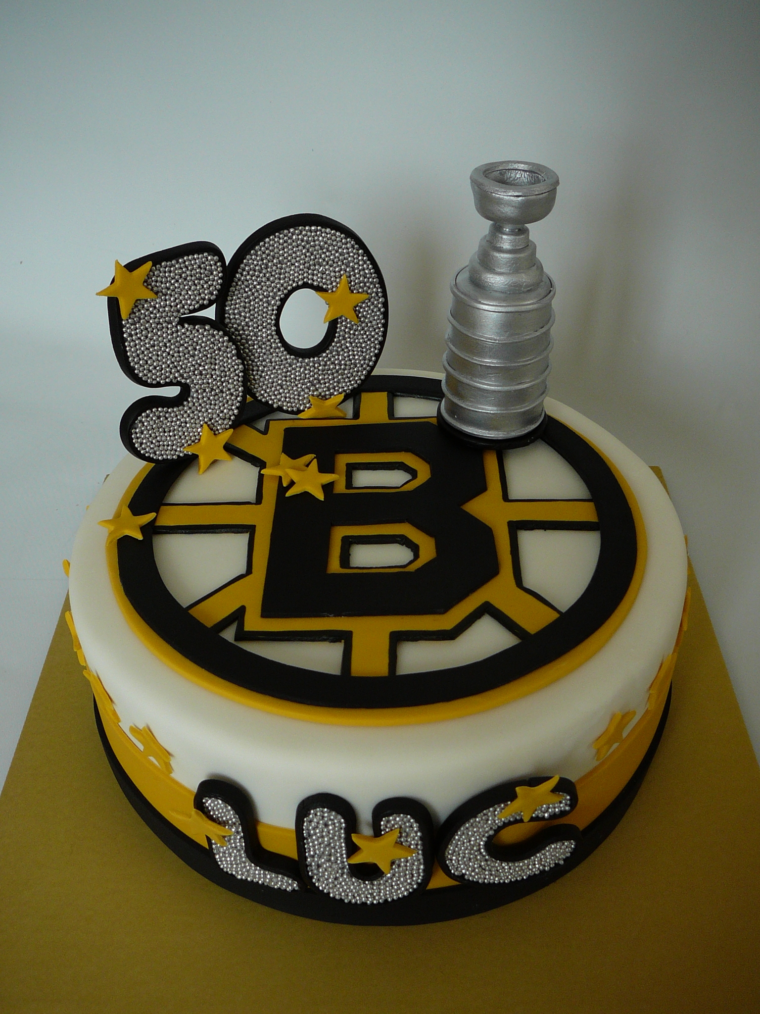 Boston Bruins Cakecentral Com