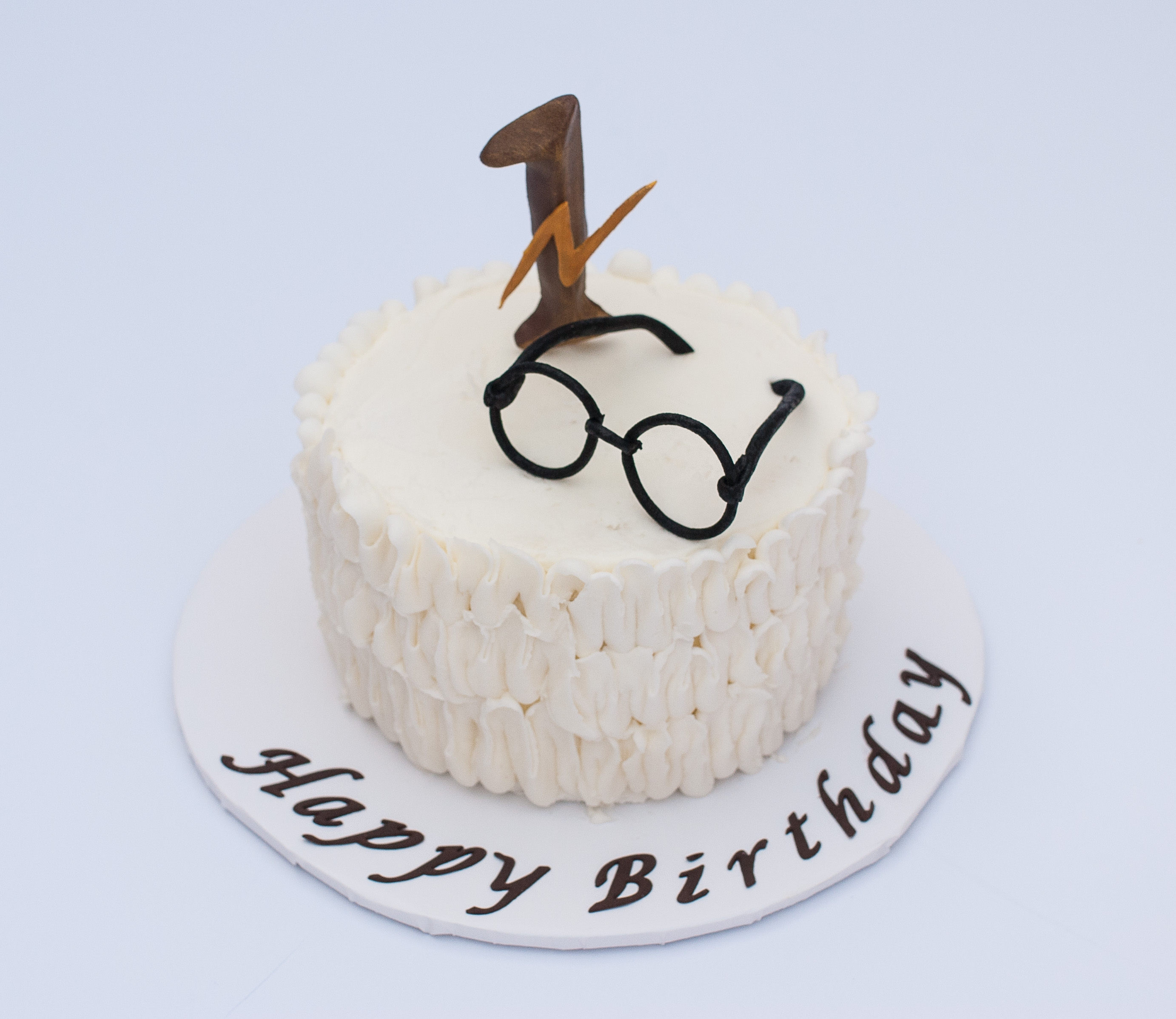 Sorting Hat Birthday Cake