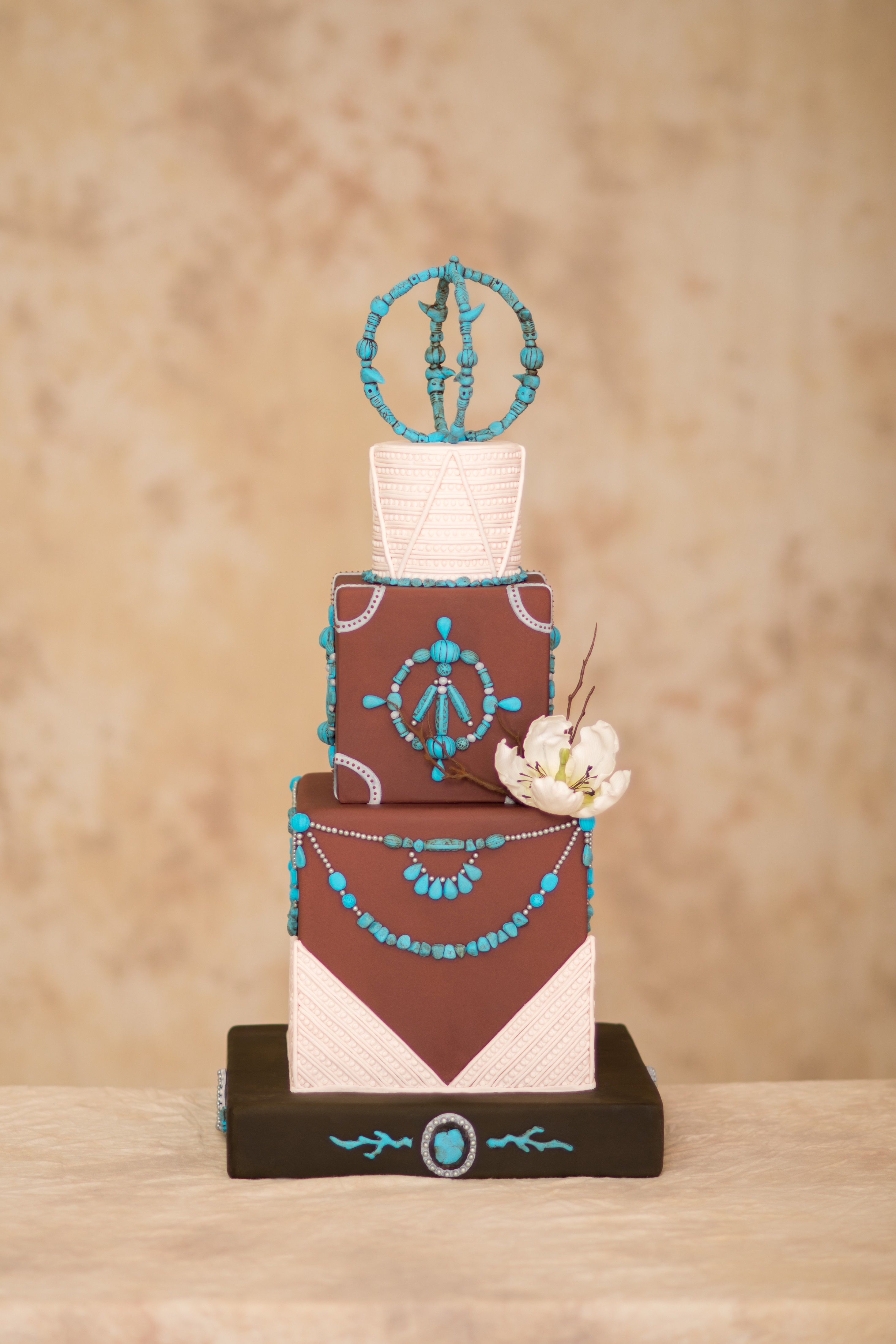 Julien Fournie Fashion Inspired Cake on Cake Central